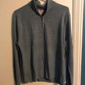 Dockers 1/4 Zip Sweater